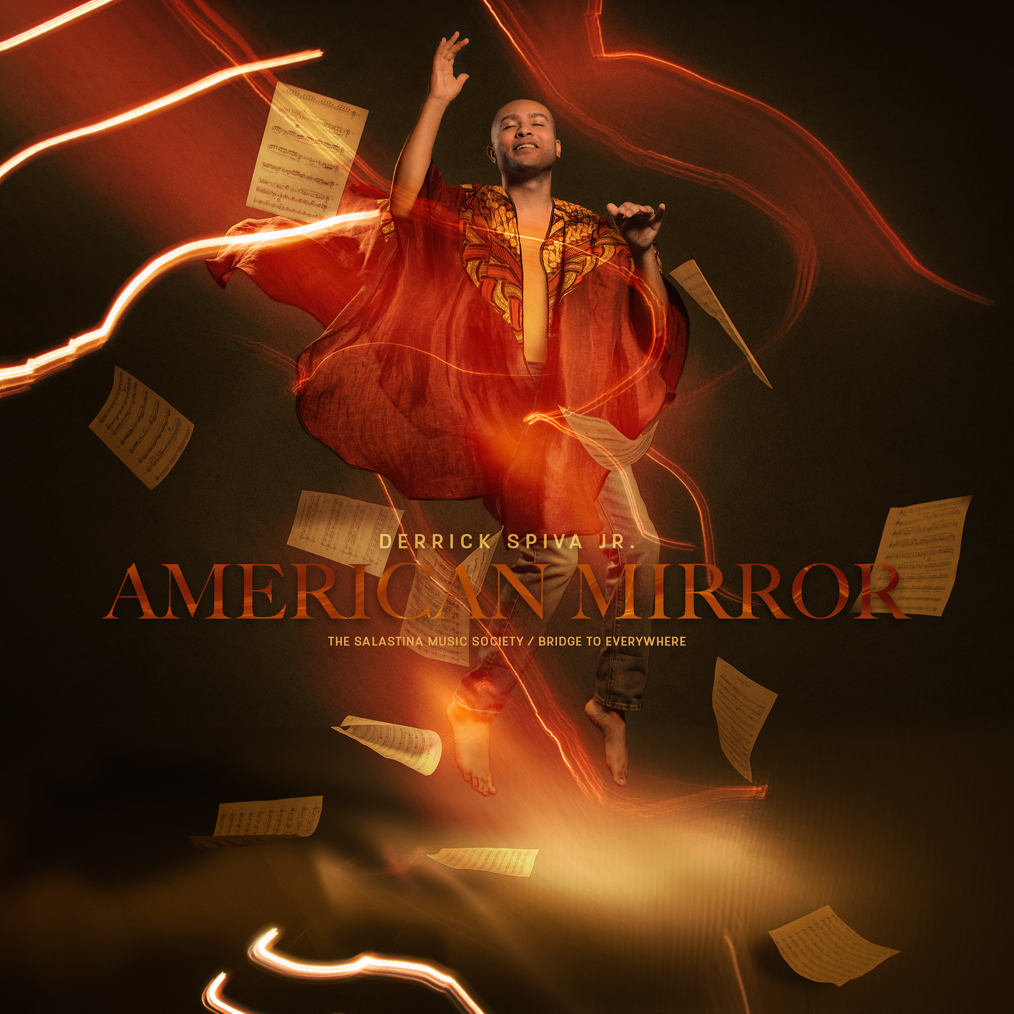 American Mirror Album Out Now!